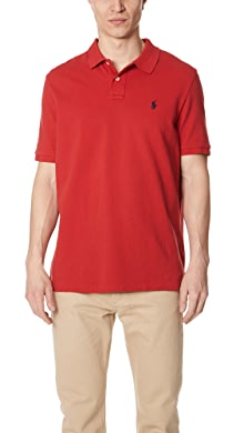 Polo Ralph Lauren. Classic Fit Polo Shirt