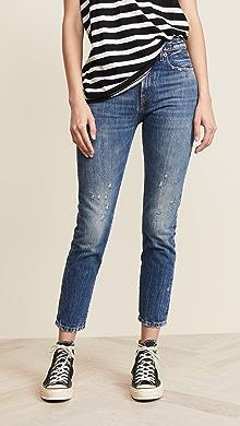 Milf grey stretch pants