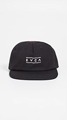 new concept 805ea bac54 RVCA Flags Unstructured Hat   EAST DANE