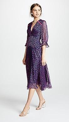 acb1f2934e45d Self Portrait. Abstract Floral Guipure Mini Dress · $455.00. like it. Saloni