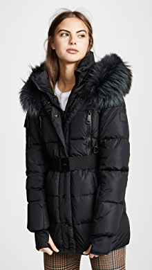 270acc746a16 SAM. Infinity Long Down Jacket