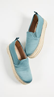 Carrin Platform Espadrilles · $90.00. like it. Sam Edelman