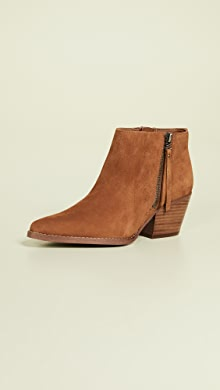 7c631b63147c0 Sam Edelman Petty Suede Booties