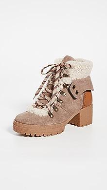 1d71ffca6d See by Chloe Verena Platform Boots   SHOPBOP