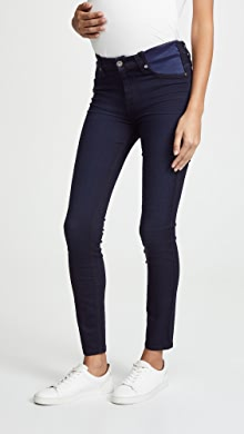 ab138d38a559b J Brand. 3411 Maternity Skinny Jeans · $185.00. like it. 7 For All Mankind