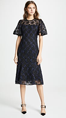 a509e487ffc Shoshanna Beaux Lace Dress
