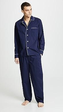 Alexander Olch Seersucker Pajama Set  ca61cb19e