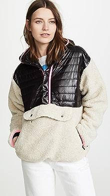 9a94e190203e Sandy Liang Ollie Fleece Jacket | SHOPBOP