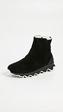 3ec636709d4 Sorel Joan of Arctic Wedge II Chelsea Boots
