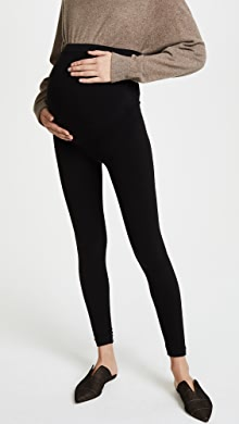 967adc0dec74a3 SPANX Mama Faux Leather Leggings | SHOPBOP