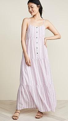 4da9151d154 Splendid Arco Iris Stripe Dress
