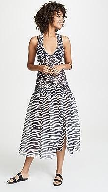 ee91287f94c7 Stella McCartney Ballet Polka Dot Maxi Dress | SHOPBOP
