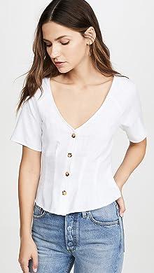 60716924 Women's Button Down Shirts