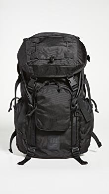 Topo Designs Subalpine Pack,Ballistic Black