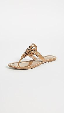 f2d3597431ef19 Tory Burch Miller Thong Sandals