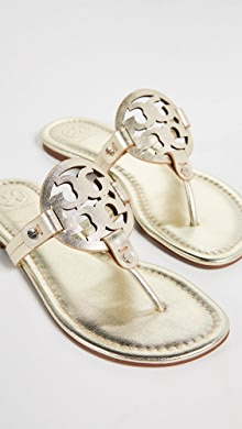 80b068f2cacd3 Miller Thong Sandals ·  228.00. like it. Tory Burch