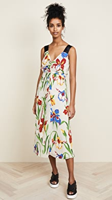 Camillamarc airflowmaxi dress