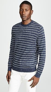 mens sweaters \u0026 cardigans designer men\u0027s sweater east dane  Neue Scotch Soda Denim White Sweatshirt Herren Auf Verkauf P 576 #2