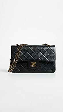 0724781674eb What Goes Around Comes Around Chanel 10'' Shoulder Bag | SHOPBOP