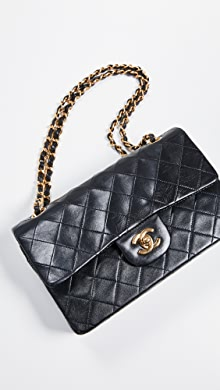 b70701a26502 What Goes Around Comes Around Chanel 10'' Shoulder Bag | SHOPBOP