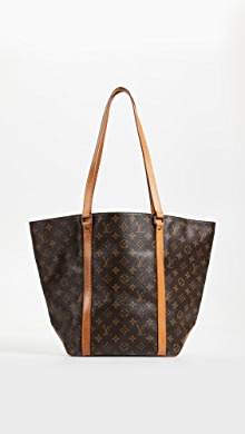f8b068728dbc What Goes Around Comes Around. Louis Vuitton Monogram Sac Shopping Tote Bag