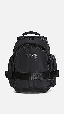 Y-3 CH2 Backpack,Black