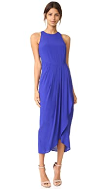 Cheap blue cocktail dress