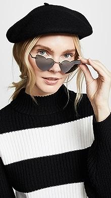 39d88996f061 SL 181 Lou Lou Hearts Sunglasses · $420.00. like it. Saint Laurent