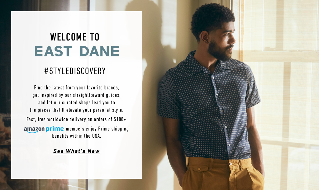 Shop Designer Men S Fashion At East Dane
