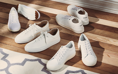 Needed: White Sneakers