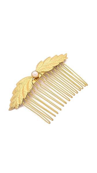Avigail Adam Wavy Leaf Hair Comb