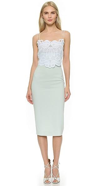 Antonio Berardi Sleeveless Dress - Green at Shopbop