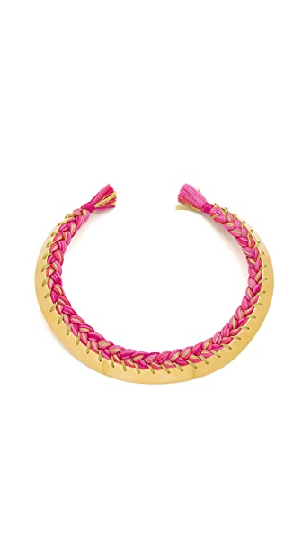 Aurelie Bidermann Copacabana Necklace - Pivoine at Shopbop