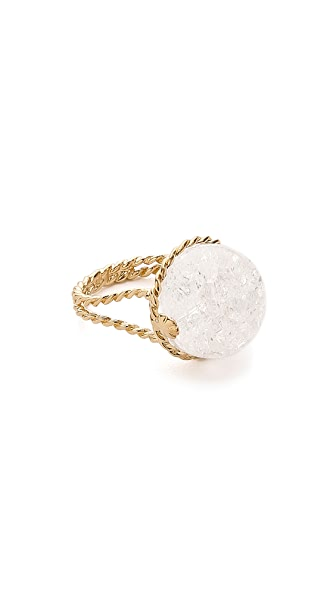 Aurelie Bidermann Lakotas Ring - Gold at Shopbop