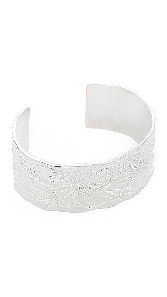 Aurelie Bidermann Francoise Bracelet - Silver at Shopbop