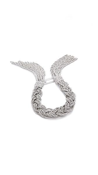 Aurelie Bidermann Miki Bracelet - Silver at Shopbop