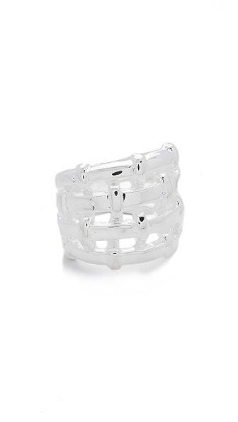 Aurelie Bidermann Marella Ring - Silver at Shopbop