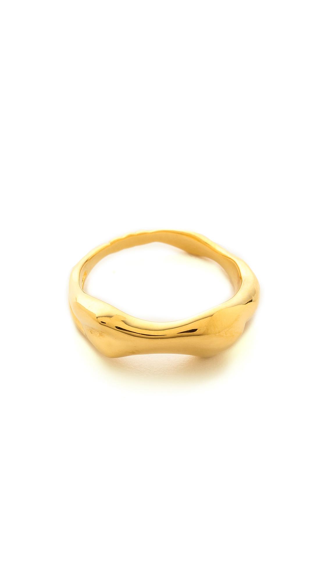 Aurelie Bidermann Body Ring - Gold at Shopbop