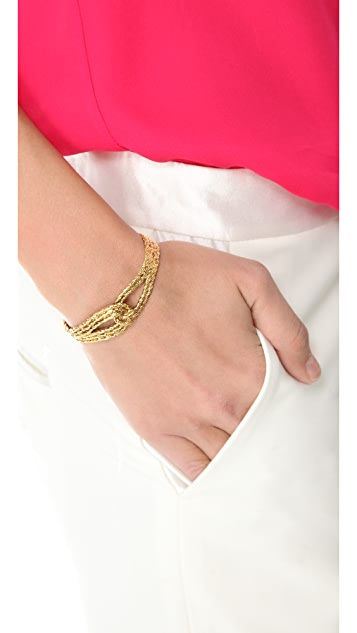 Aurelie Bidermann Lasso Bracelet