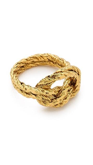 Aurelie Bidermann Lasso Ring