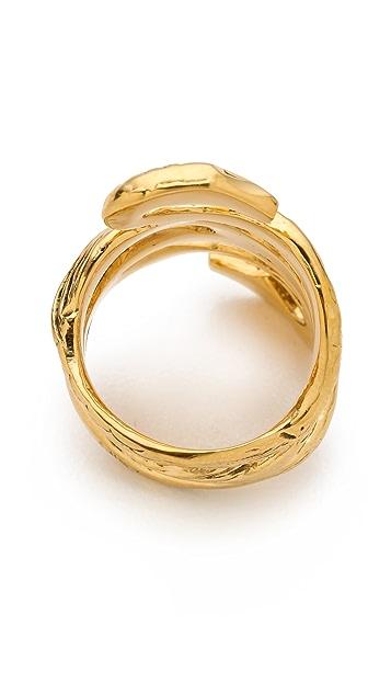 Aurelie Bidermann Mamba Snake Ring
