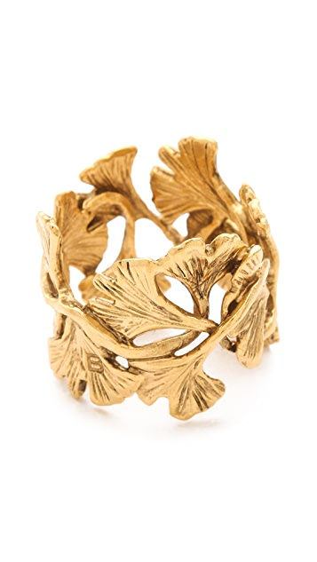 Aurelie Bidermann Tangerine Ring