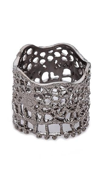 Aurelie Bidermann Vintage Lace Ring