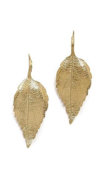 Aurelie Bidermann Central Park Earrings