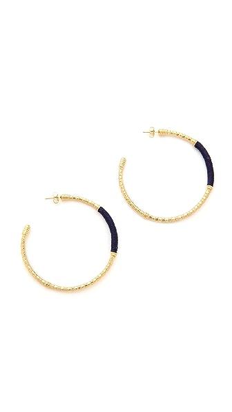 Aurelie Bidermann Soho Earrings
