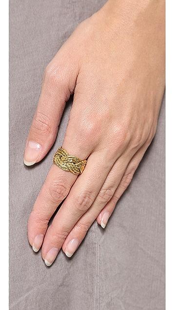 Aurelie Bidermann Miki Ring
