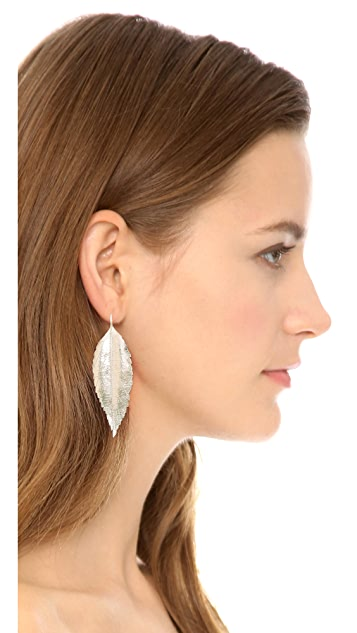 Aurelie Bidermann Central Park Earrings