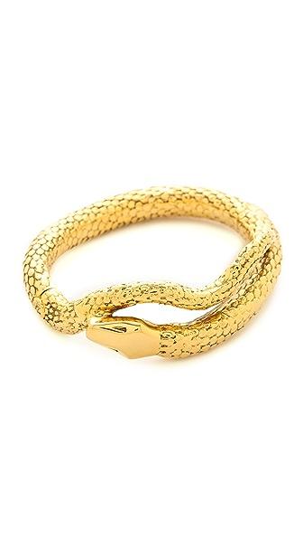Aurelie Bidermann Snake Bracelet