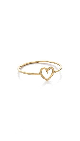 Aurelie Bidermann Fine Jewelry Love Ring