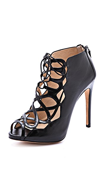 Alexandre Birman Tied Up Heeled Sandals